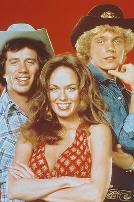 Dukes Of Hazzard Catherine Bach Tom Wopat Cast Poster