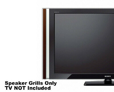 NEW Sony CRU-55SG11T Brown Speaker Grill for KDL-55XBR8