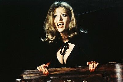 The House That Dripped Blood Ingrid Pitt 24X36 Poster