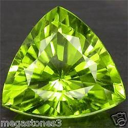 SPLENDIDE PERIDOT NATUREL  non traité   7 mm