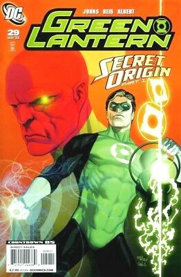 Green Lantern #29(NM)`08 Johns/Reis