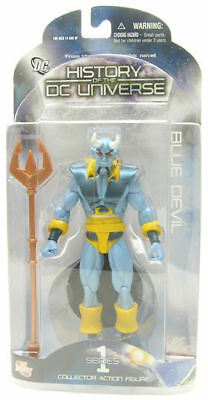 6 INCHES BLUE DEVIL ACTION FIGURE Series 1 HISTORY OF THE DC UNIVERSE NOC