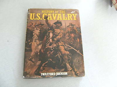 #Ff. Book - History Of The Us Cavalry