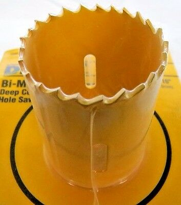"DeWalt DW1838 1-11/16"" Bi-Metal Hole Saw USA"