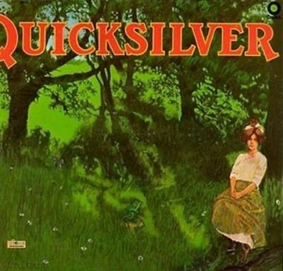 QUICKSILVER MESSENGER SERVICE - SHADY GROVE capitol SM-391 LP 1976 USA