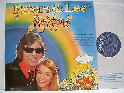 "12"" Vinyl Album, Rainbow by Peters & Lee"