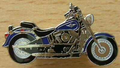 Pin Anstecker Harley Davidson Fat Boy 1340 Chopper 0359