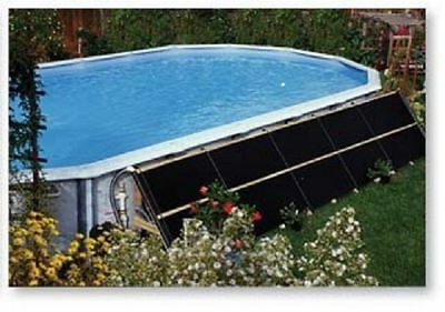 Free Heat for Pool W/ Sungrabber Solar Panel + FREE KIT