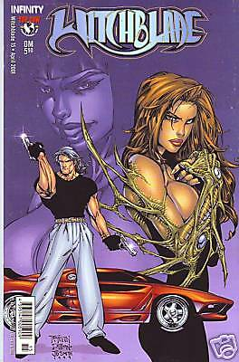 Witchblade Nr.15 / 2001 Infinity