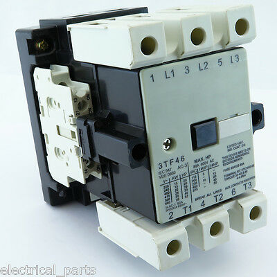 New  Direct Replacement Contactor Fits Siemens Cn 3Tf46 22 120V Ac Coil