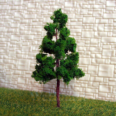 500 pcs Green Model Trees #G4316 for N Z scale layout