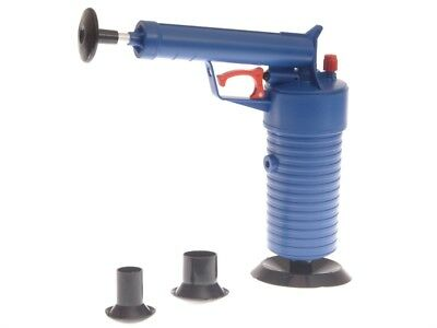 Monument PRO Pango Power Plunger For Blockage In Sink/Bath/Shower/Basin, 2161X