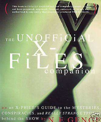 The Unofficial X-Files Companion / Akte X