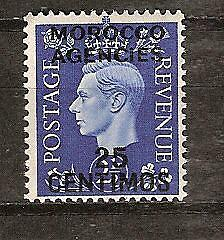 Morocco, Offices Abroad # 86 Mnh George Vi