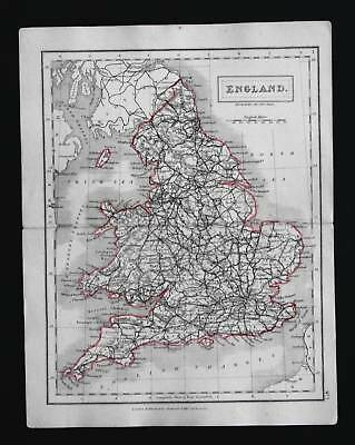 1844 HALL - CHAPMAN. England & Wales, United Kingdom UK