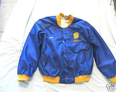 #ff. Kings Langley Baseball Club Jacket