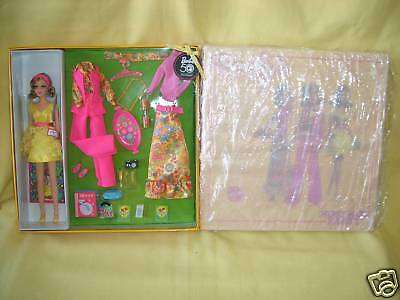Barbie Most Mod Party Becky Doll Gift Set *new* In Factory Tissue