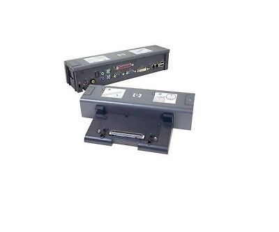 HP Compaq Docking Station Port Replikator PA286A HSTNN-IX01 8510p 6510b Netzteil