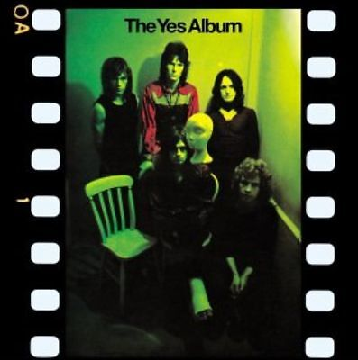 YES - THE YES ALBUM atlantic  SD 8283  LP 1971  IT laminato prima stampa