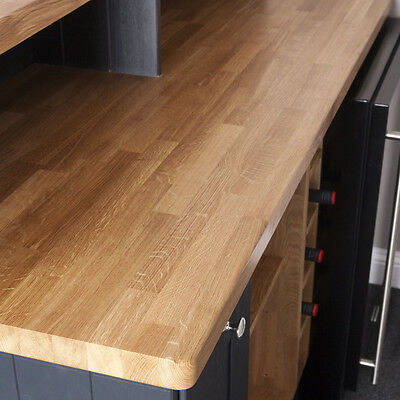 Prime Solid Oak Worktops, A Grade, All Sizes, FREE 2MAN DELIVERY!