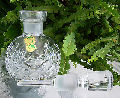 MINT Waterford Perfume - Scent Bottle~Vintage~Drop Dead Gorgeous~Perfect Gift