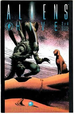 Aliens Hive #2 (NM)`92 Prosser/ Kelly