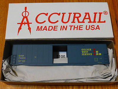 Accurail HO #5808 50/' Welded PD Box FRISCO