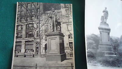15 NYC New York City Statue Monument Central Park Photo