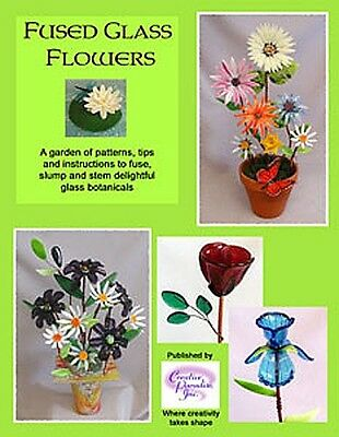 Fused Glass Flowers Fusing glass flowers slumping glass