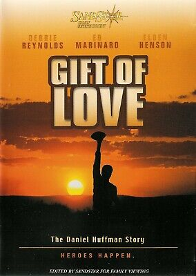 The Gift Of Love A Christmas Story Dvd - Christmas Gift Ideas
