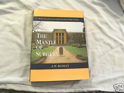 #Mm. Book - 75 Years  Royal Australasian College Of Surgeons