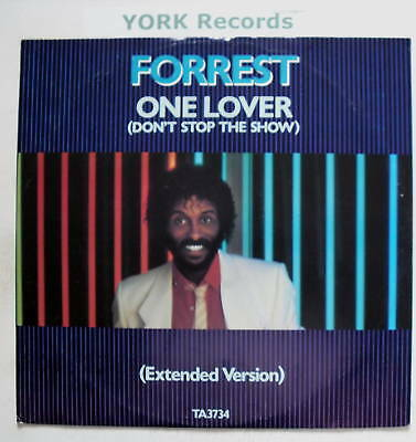 """FORREST - One Lover - Excellent Condition 12"""" Single"""