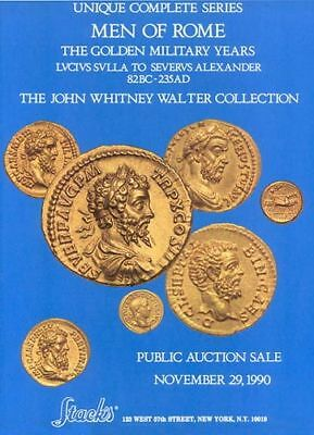 MEN OF ROME: The John Whitney Walter Collection