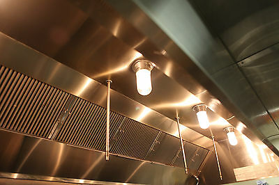 6ft Ventilation Hood Package with Exhaust and Supply Fans