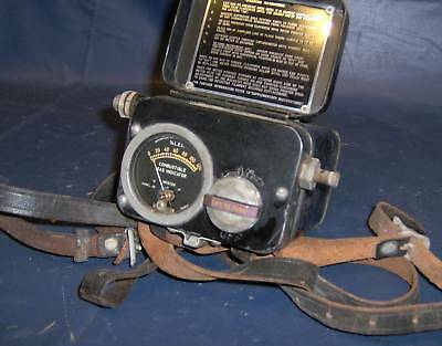 Weston Combustible Gas Indicator Model 506 Portable