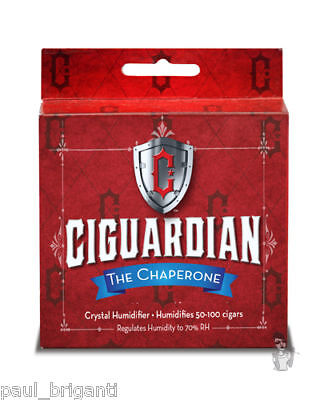 Ciguardian Large Chaperone Humidifier by Cigar Tech