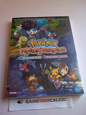 Guida Strategica Pokemon Mystery Dungeon Sigillata Ita