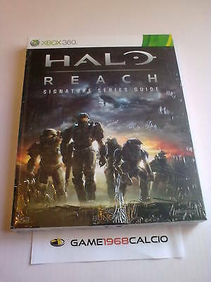 Guida Strategica Halo Reach Sigillata Ita