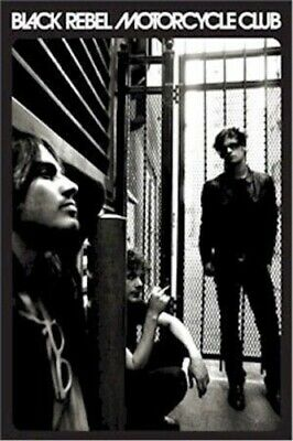 BLACK REBEL MOTORCYCLE CLUB ~ ELEVATOR POSTER Music