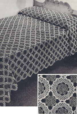 Used Vintage Crocheted Bedspread for sale compared from eBay, Craigslist, Amazon,...