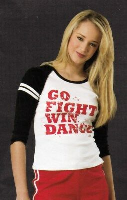 NWT HIP HOP SHIRTS DANCE SHIRTS CHILD/AD Go,Fight,Dance