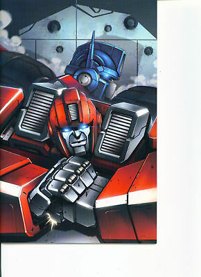 Transformers Ironhide #1 (NM)`10 Costa/Coller VARIANT