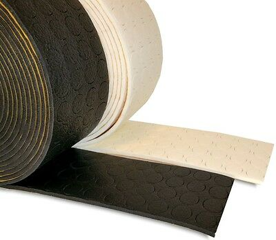 Foam =CD/DVD HUBS= with Self-Adhesive Back 1000-Pieces (Black Only)
