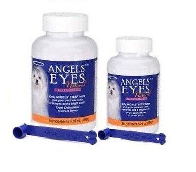 Angels Eyes Tear Stain Remover NATURAL 75 or 150 grams