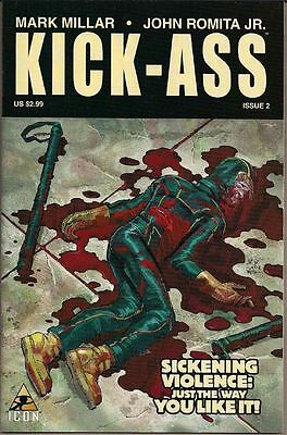 Kick  Ass #2 (NM) `08 Miller/ Romita Jr