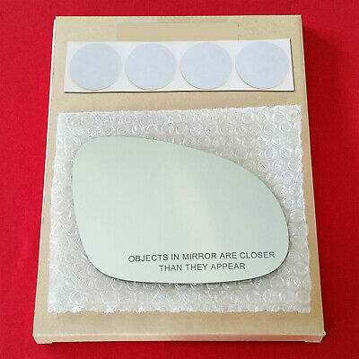 NEW Mirror Glass ADHESIVE 96-00 ELANTRA Passenger Side RH **FAST SHIPPING**