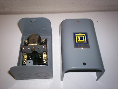 Nos! Square D Relay 8501-Co2 8501Co2