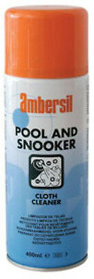 Ambersil Pool And Snooker Table Cloth Cleaner