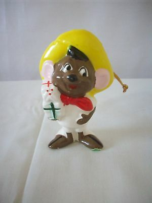Speedy Gonzales 1978 Christmas Tree Ornament #c978