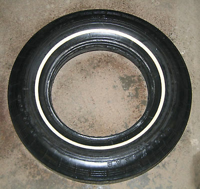 Goodyear All Weather IV 7.75-15 Tire Corvette 68 69 ?